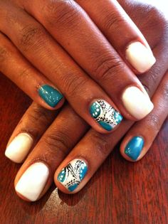 Nails designs by Kendall