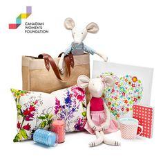 Gagnez un pack cadeau Destination Espoir de 150$ - Quebec echantillons gratuits