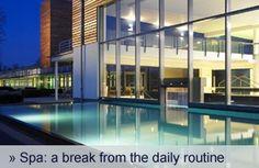 Aspria Hannover Spa, Wellness, Strand, Mansions, House Styles, Fitness, Home Decor, Decoration Home, Room Decor