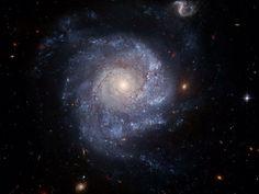 NGC 1309 100 million miles away In the Eridanus constellation