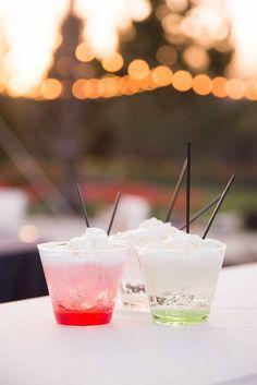 Italian Soda Bar - Wedding Idea