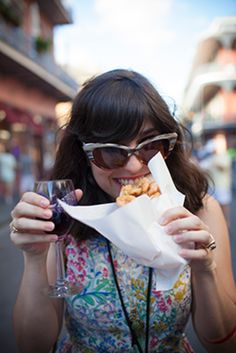 The Very Best Food & Wine Festivals in the USA | Travel & Places | Learnist