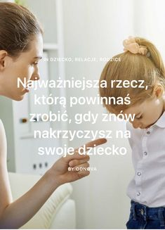 #rodzicielstwo #dzieci #dzieciństwo #rodzice #rodzicielstwo #porady #psycholog #psychologists #psychology #psychologia Kids And Parenting, Montessori, Psychology, About Me Blog, Children, Books, Baby, Therapy, Psicologia