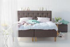 Family Plus ramsäng med Knappad gavel och sänglåda | Hilding.nu