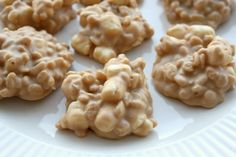 One of my favorite Christmas Cookies! Gobstoppers only have 4 ingredients and are soooooooo good!