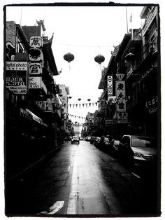 SF - China Town