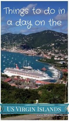 Quick Guide: Things to do in the US Virgin Islands in a day