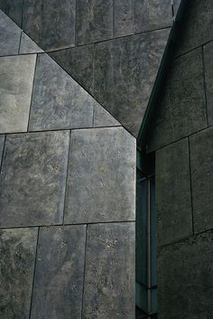 American Folk Art Museum, designed by Tod Williams Billie Tsien Architects