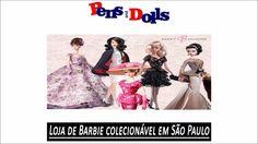 Loja de Barbie colecionável em São Paulo   Pens and Dolls