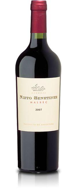 Delicious Malbec (Cuyo Mendoza Argentina) - 2007 Nieto Senetiner