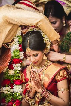 Hindu Wedding-Tamil-Southindia