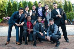 While they may be two of Jersey City's smallest high schools, Infinity and Liberty celebrated in a big way at the Morris County hotel. See more at http://NJ.com/prom.