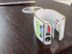 EmoPulse bracelet smartphone wants to go beyond smartwatches: http://cnet.co/19mpg8k