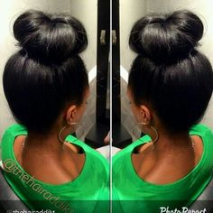 do not blow dry straight or do it on low setting