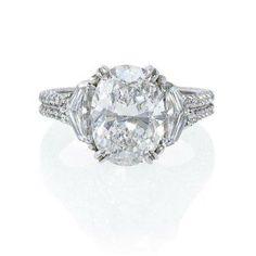Designer Engagement Rings Platinum 22