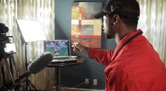 Dante Hall breaks down some of his highlights in the 4th episode of Red & Gold