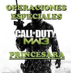 OPERACIONES ESPECIALES | CALL OF DUTY #MW3 con PRINCESARA Operaciones Especiales - Call of Duty: Modern Warfare 3 - Erickingo10 & PrinceSara  En este video de Operaciones Especiales en #CallofDuty MW3, acompañado de mi hermana PrinceSara, espero que te guste, dale a Like y Suscribete !!! https://youtu.be/EKvCBGO3oTY  #callofduty #MW3 #Xbox #gamer #gameplays  #youtuber #video #game