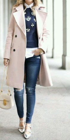 94 Awesome Fall Outfits To Update Your Wardrobe #fall #outfit #style Visit to see full collection