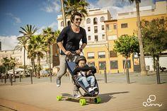 It's coming! #longboardstroller #quinny #kids http://www.quinny.com/longboardstroller/