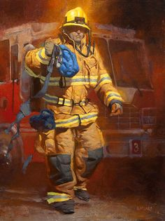 Hats off to all firefighters on this Firefighters Day. Thank you for your dedication to saving others. Your heroism is inspiration for us all. More at GotMyHappy.com