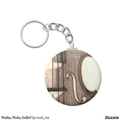 Keychain created by mail_me. Round Button, Cello, Buttons, Music, Musica, Musik, Cellos, Muziek, Music Activities