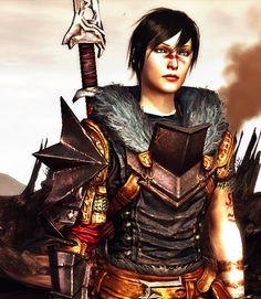 Wrath of Pyramid Head Dragon Age Hawke, Dragon Age 2, Dragon Age Inquisition, Character Aesthetic, Character Art, Pyramid Head, Dragon Age Series, Irene, Cute Characters