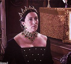 Maria Doyle Kennedy, liona5: → Queen Catherine of Aragon born...