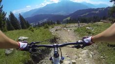 Singletrail Extrem - Never End Trail in Flims-Laax - Short Film