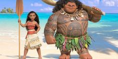 Moana Did Not Win An Oscar, But It Won Our Hearts