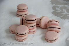 macarons Macarons, Cookies, Crack Crackers, Biscuits, Macaroons, Cookie Recipes, Cookie, Biscuit