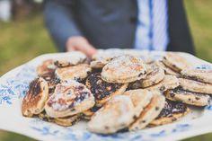 10 alternative wedding foods © Christopher Ian Photography