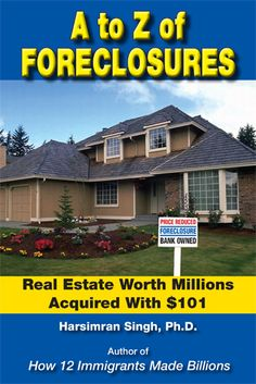 A to Z of ForeClosures