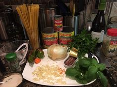 Fresh Figs and Barley: Salvatore D'Avola's Delectable Tomato Sauce