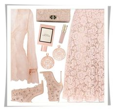 """""""Have a Lovely Day..."""" by rasa-j ❤ liked on Polyvore featuring Valentino, Giuseppe Zanotti, Gucci, Bronzallure and womensFashion"""