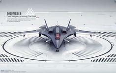 Ознакомьтесь с этим проектом @Behance: «Star Citizen / Aegis Nemesis Spaceship 3D Concept» https://www.behance.net/gallery/34094324/Star-Citizen-Aegis-Nemesis-Spaceship-3D-Concept