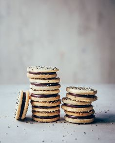 Tahini Shortbread Co