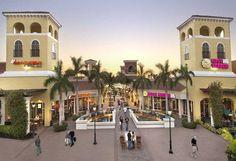 Zirkeltraining im Shoppingparadies #Florida