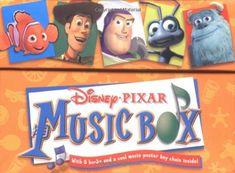 Disney/Pixar: Music Box @ niftywarehouse.com #NiftyWarehouse #Disney #DisneyMovies #Animated #Film #DisneyFilms #DisneyCartoons #Kids #Cartoons