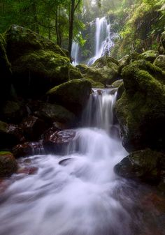 Chalahn Falls is a photograph by Richard Vandewalle. Source fineartamerica.com