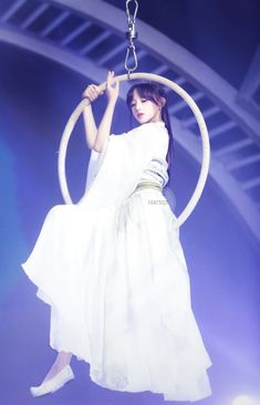 Cheng Xiao, Aerial Arts, Yuehua Entertainment, Japanese Girl Group, Foto Jungkook, Cosmic Girls, Hanfu, Touken Ranbu, Beautiful Actresses