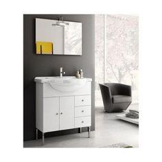 ACF London Bathroom Vanity Set