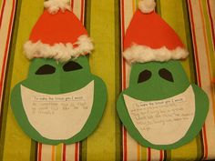 grinch writing prompt