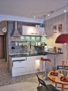 Квартира-студия площадью 28 кв.м. в Санкт-Петербурге. - Дизайн интерьеров | Идеи вашего дома | Lodgers