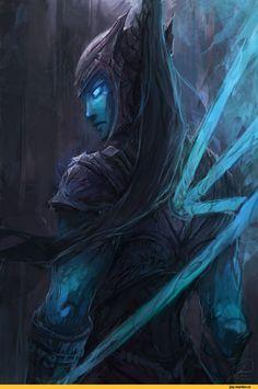 Kalista,League of Legends,Лига Легенд,фэндомы