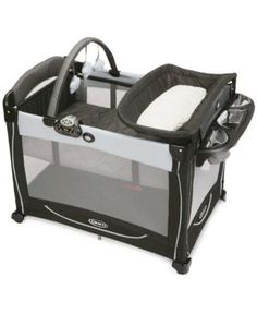 Graco Pack 'n Play Element - Gray