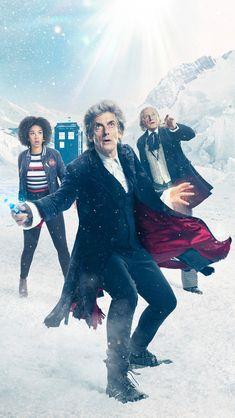 Yay, full length Doctor. Xmas special.