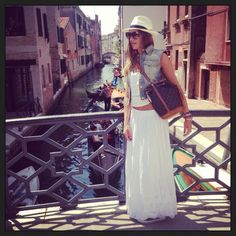 Week in Venice!! #borsalino#panama  Follow gourmode.tumblr.com