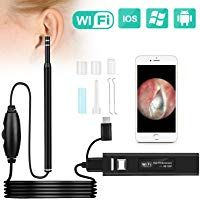 Consumer Electronics Steady Usb Micro Typec Endoscope Camera Ear Cleaner Hd 1200p Ip66 Semi Rigid Tube Endoscope Wireless Wifi Borescope For Android