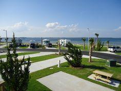 Pensacola Beach RV Resort | Photo Gallery, rv resorts, waterfront rv parks