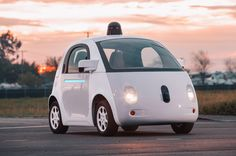 """Google has patented a system that would make a car """"crumple"""" before impact to lessen the severity of a crash. The patent suggests ways to make panels on the car… Continue reading """"Google patents 'crumpling' car safety system"""""""
